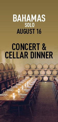 Bahamas Solo - Concert & Cellar Dinner