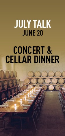 July Talk - Concert & Cellar Dinner