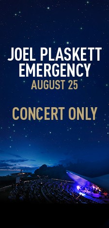 Joel Plaskett Emergency - Concert Only