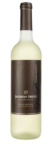 2018 Jackson-Triggs Grand Reserve White Meritage