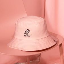 It's rosé - bucket hat