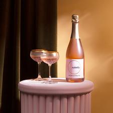Saintly | the good sparkling rosé