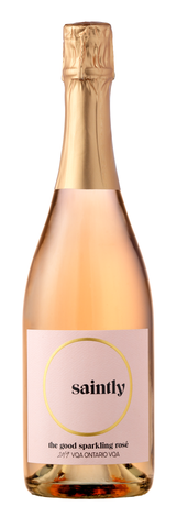 Saintly | the good sparkling rosé
