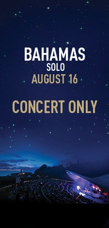 Bahamas Solo - Concert Only
