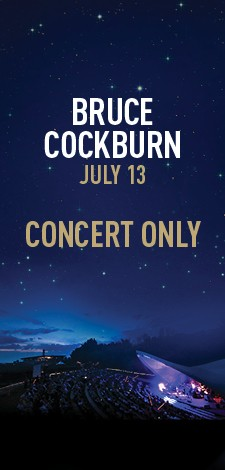 Bruce Cockburn - Concert Only