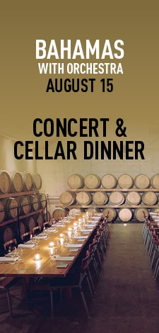 Bahamas with Orchestra - Concert & Cellar Dinner