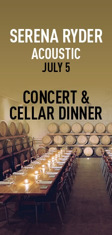 Serena Ryder Acoustic - Concert & Cellar Dinner
