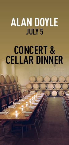 Alan Doyle - Concert & Cellar Dinner