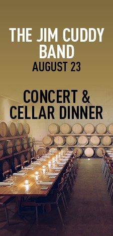 The Jim Cuddy Band - Concert & Cellar Dinner