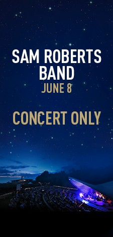 Sam Roberts Band - Concert Only