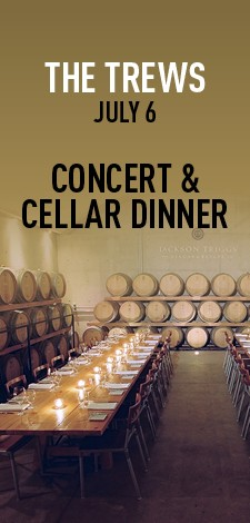 The Trews - Concert & Cellar Dinner