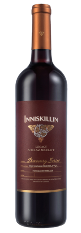 2012 Inniskillin Legacy Series Shiraz-Merlot