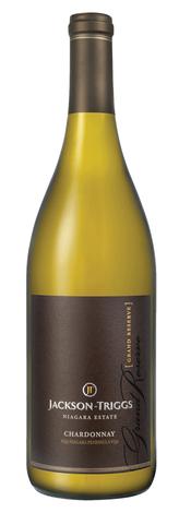 2018 Jackson-Triggs Grand Reserve Chardonnay