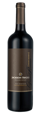 2012 Jackson-Triggs Grand Reserve Red Meritage