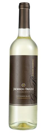 2018 Jackson-Triggs Grand Reserve Sauvignon Blanc