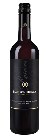 2012 Jackson-Triggs Reserve Rich & Robust Red (Cabernet-Shiraz)