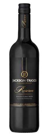 2019 Jackson-Triggs Reserve Series Signature Red