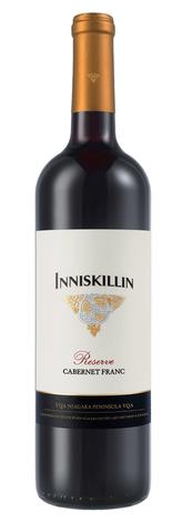2016 Inniskillin Reserve Series Cabernet Franc