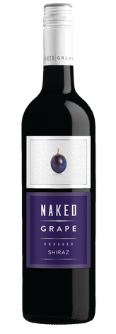 Naked Grape Shiraz