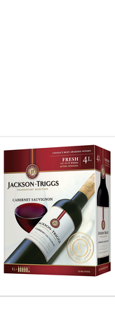 Jackson-Triggs Proprietors' Selection Cabernet Sauvignon 4L